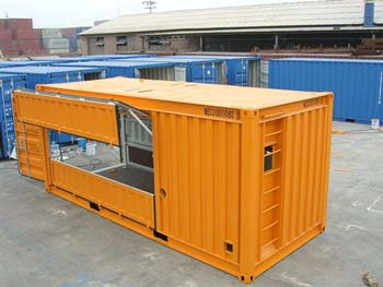 Tectainer Tectainer Containers Hors Gabarit